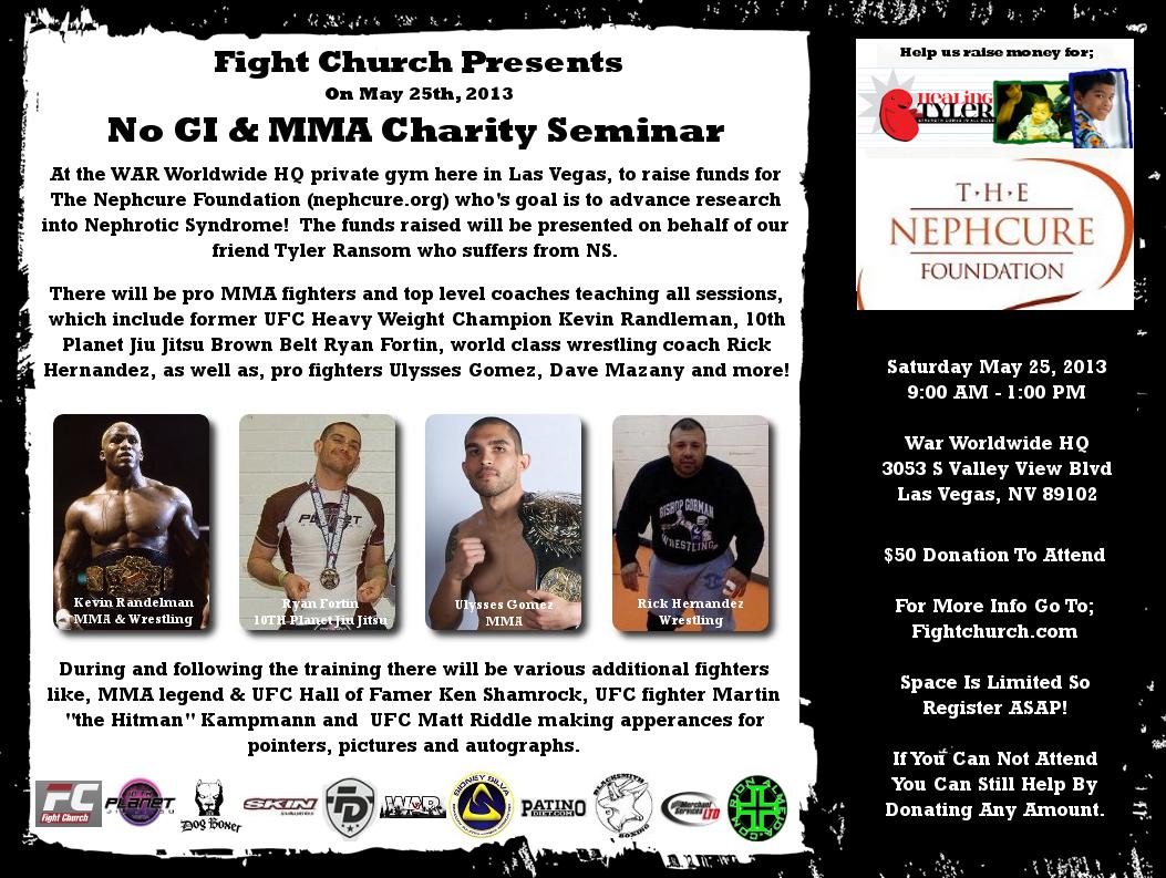 10th planet jiu jitsu no gi mma charity seminar
